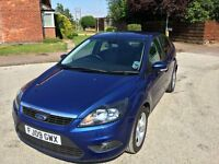 Ford Focus 1.8 tdci (115) zetec 5door 2009
