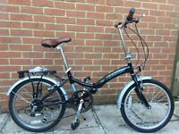 Kingston Freedom folding bike