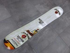 Planche à neige 155 cm MONSON Jim Beam Bourbon neuve