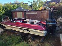 Shakespeare speedboat project