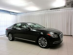 2015 Hyundai Genesis HTRAC AWD w/ LEATHER, NAVIGATION, REAR CAME