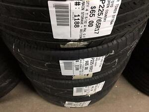 225/65/17 Toyo Open Country *Allseason Tires*