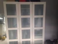 White Immaculate Condition Wardrobe