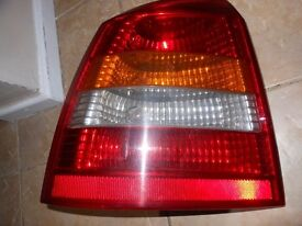 Vauxhall Astra 52 plate Pair of Rear Lights