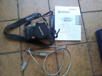 Olympus SP-55OUZ Digital Compact Camera