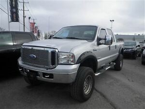 2007 Ford F-350 Leather   Lifted   Sunroof   Parking Sens.
