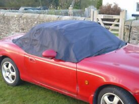 Mazda MX5 Hood Cover