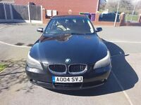 Bmw 5 series for sale. Full history. Cream leather interior. Excellent condition