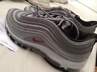 Nike air max 97 silverbullet size 5.5/6(Sold out everywhere)