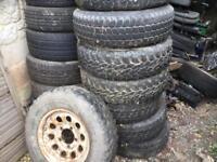 195/15 tyres