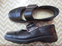 Hotter Cloud Black Womens Comfort Shoes Size 3 Very Good Condition Never Worn Outside