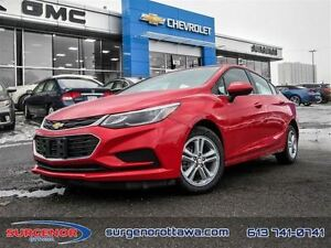 2017 Chevrolet Cruze LT - 6AT