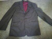 Boys next designer suit jacket age 10 vgc £7.50