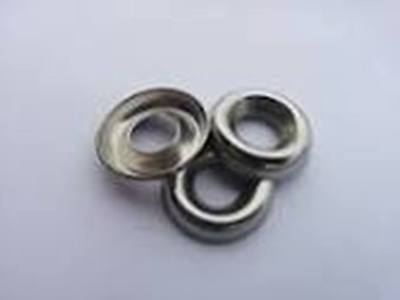 Stainless Steel Cup Finishing Washer 8 Qty 100
