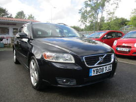 2008 Volvo V50 2.0 D SE 5dr comes with 12 months mot service history looks and drives excellent