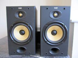 B&W DM601 S1 SPEAKERS