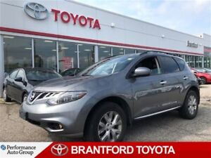 2013 Nissan Murano SL, AWD, Leather, Sunroof, Push Start