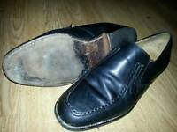 leather dress shoes size 7