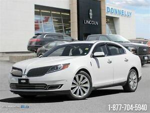 2013 Lincoln MKS EcoBoost AWD, SUNROOF, NAV