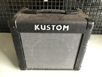 Kustom KGA10 Guitar Amplifier