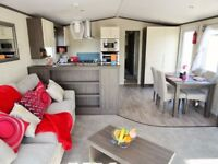 Sited static caravans for sale in Bridgend Porthcawl at Trecco Bay