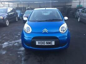 CITROEN C1 1.0L MANUAL PETROL 2010
