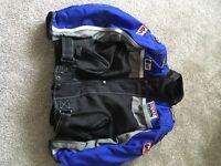 Motorbike jacket - size children's xxl
