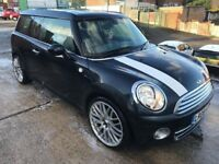 Excellent Value 2008 Mini Clubman Cooper D 120000K 9 Service Stamp HPI Clear 17 Inch Upgraded Alloys