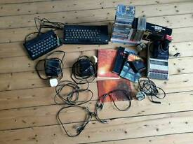 Zx Spectrum and games