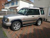 Landrover Discovery facelift