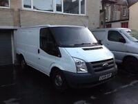 Cheap Van Man Available Short Notice