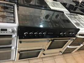 169 leisure gas cooker 100 cm