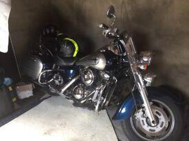 Kawasaki VN1600 Classic Tourer