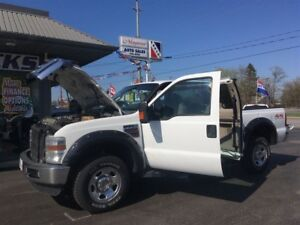 2009 Ford F-350 EXTENDED CAB DIESEL 4X4 !!