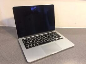 "Macbook Pro 13"" Retina Display Late 2013 4GB RAM 2.4GHz Intel Core i5"