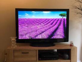 """Panasonic Viera TX-P42S20B 42"""" 1080p Plasma Tv For Sale."""
