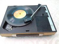 1970s Fidelity hf 42 mono record player