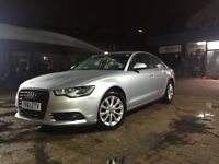Immaculate Audi A6 3L Turbo Diesel S- Tronic Leather Sits