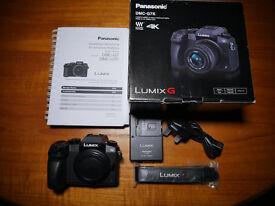 Panasonic DMC-G7K digital camera body