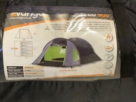 Vango Four man tent as good as new used once