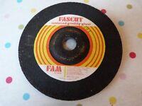 FASCUT REINFORCED GRINDING DISCS X5