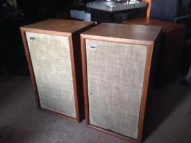 Sansui AS-100 Rare Vintage Hifi Speakers