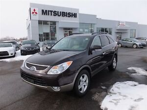 2010 Hyundai Veracruz LIMITED-NAV-DVD-LEATHER ROOF