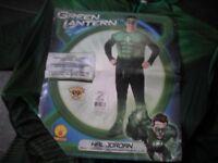 Green Lantern suit