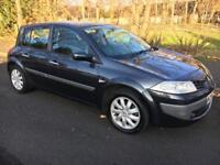Renault Megane 1.6 16v VVTI 2007 56 Lovely Car FSH 2 Owners