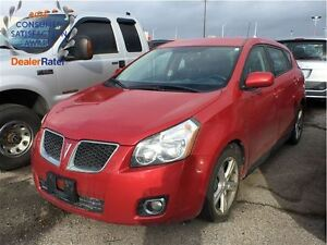 2009 Pontiac Vibe ALLOY WHEELS**POWER WINDOWS**POWER LOCKS**AUTO