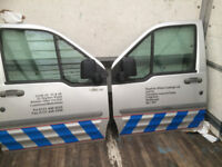 FORD TRANSIT CONNECT COMPLETE 2 DOORS METALIC SILVER