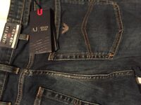 Armani jeans Brand new with tags 32W 32L