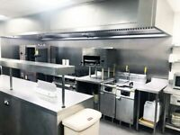 CANARY WHARF COMMERCIAL KITCHEN/DARK KITCHEN/CLOUD KITCHEN TO RENT (A3 / A5/ Takeaway/ Restaurant)