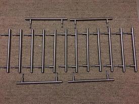 Stainless Steel cabinet door handles